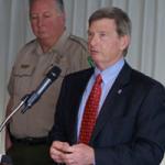 LA Sheriffs Endorse Crichton